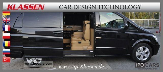 mercedes benz viano   class excellence   car photo  specs
