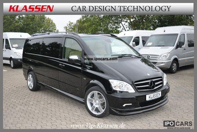 2011 mercedes benz viano 3 5 v6 classes vip rhd car photo and specs. Black Bedroom Furniture Sets. Home Design Ideas