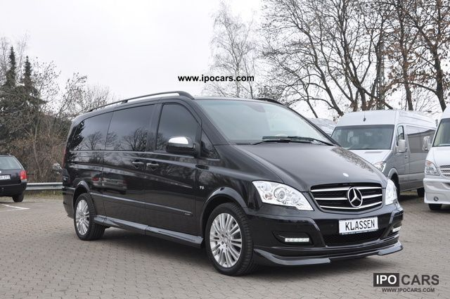 2011 mercedes benz viano 3 5 v6 excellence vip armored b6 car photo and specs. Black Bedroom Furniture Sets. Home Design Ideas