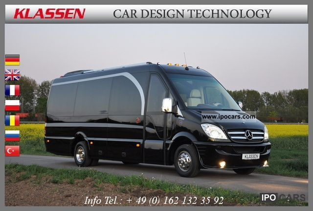 2011 Mercedes Benz Sprinter 519 CDI / CLASSES BUSINESS VIP Other
