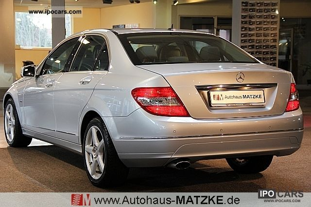 2010 mercedes benz c250 cdi avantgarde automatic for 2010 mercedes benz c250