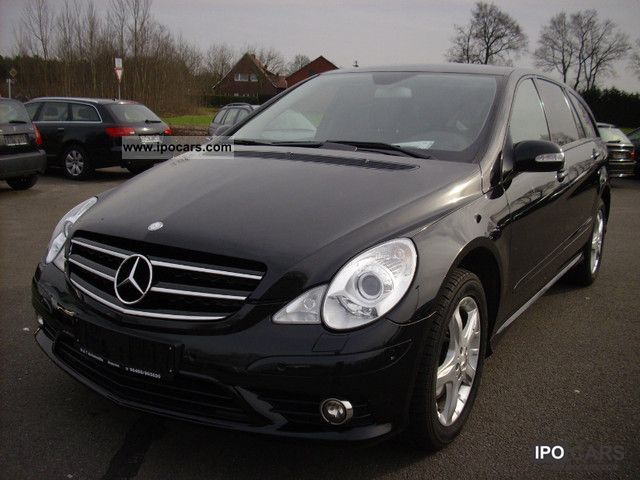 2009 mercedes benz r 320 cdi 4matic 7g tronic dpf car photo and specs. Black Bedroom Furniture Sets. Home Design Ideas