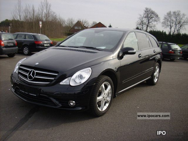 2009 mercedes benz r 320 cdi 4matic 7g tronic dpf car. Black Bedroom Furniture Sets. Home Design Ideas