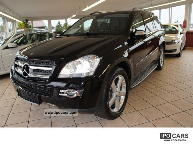 2009 Mercedes-Benz  GL 420 CDI, Rear View Camera / off-P / Harman-Cardo Off-road Vehicle/Pickup Truck Used vehicle photo