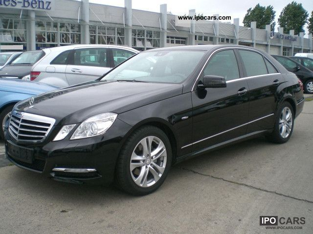 2011 mercedes benz e 300 cdi v6 avantgard blueef 7g tronic np66500 car photo and specs. Black Bedroom Furniture Sets. Home Design Ideas