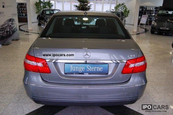 2009 mercedes benz e 220 cdi elegance be dpf car photo and specs. Black Bedroom Furniture Sets. Home Design Ideas