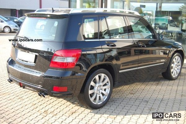 2008 mercedes benz brabus glk 350 4matic car photo and specs for Mercedes benz glk 2008