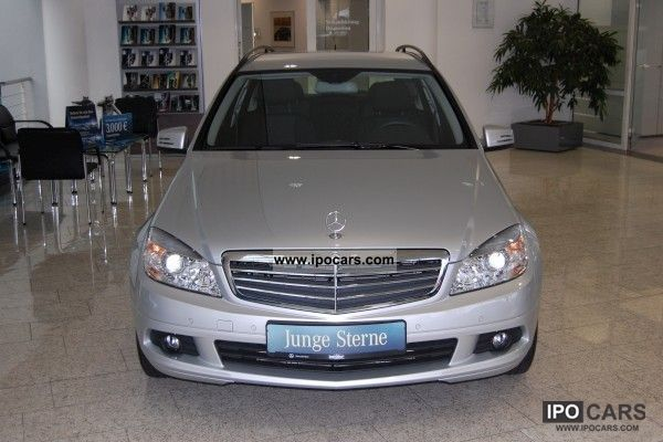 2010 Mercedes-Benz  T C 180 K BE Estate Car Used vehicle photo