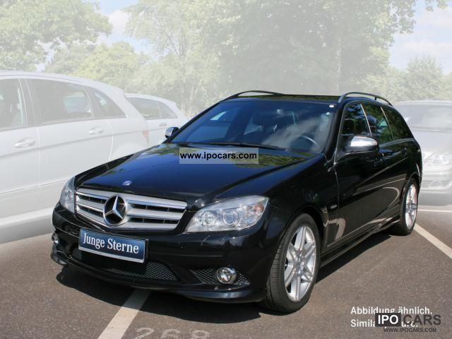 2008 mercedes benz c 200 t cdi parktronic air navigation car photo and specs. Black Bedroom Furniture Sets. Home Design Ideas