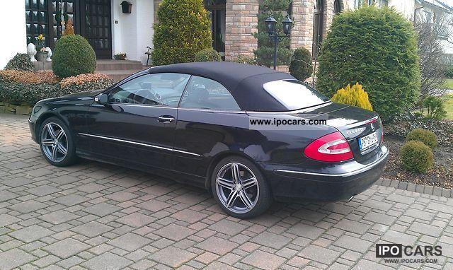 2003 mercedes benz clk 240 cabriolet car photo and specs for Mercedes benz clk 240
