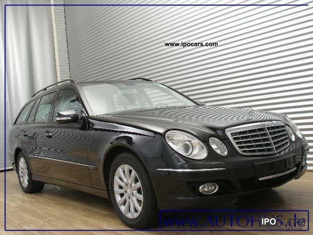 2009 mercedes benz e 220 cdi elegance navi gsd sitzhzg car photo and specs. Black Bedroom Furniture Sets. Home Design Ideas