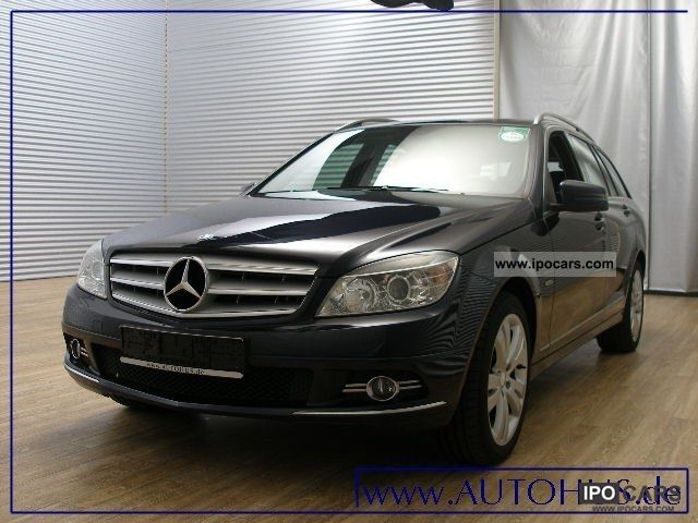 2009 mercedes benz c 220 t cdi avantgarde navi sitzhzg ahk car photo and specs. Black Bedroom Furniture Sets. Home Design Ideas