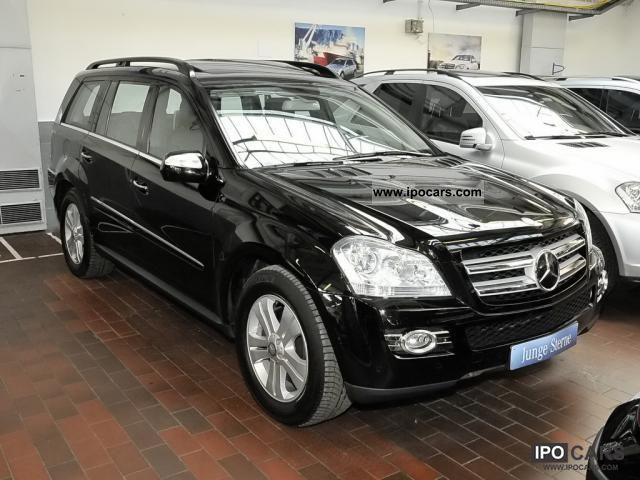 2008 mercedes benz gl 420 cdi 4 matic leather airmatic for 2008 mercedes benz gl550 specs
