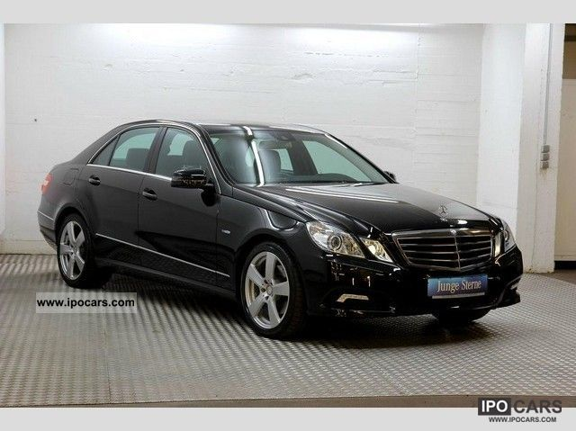 2010 mercedes benz e 300 cdi avantgarde ahk xenon for Mercedes benz parktronic