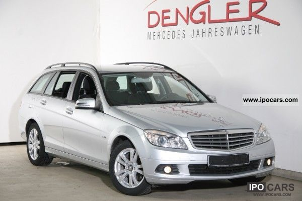 2010 mercedes benz c 200 t cdi blueeff car photo and specs. Black Bedroom Furniture Sets. Home Design Ideas