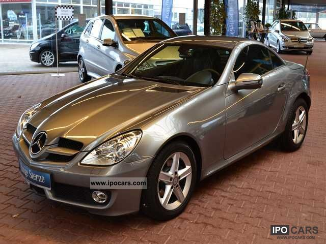 2010 mercedes benz slk 300 automatic airscarf parktronic for 2010 mercedes benz slk