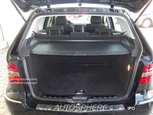 2009 mercedes benz class b 180 cdi design car photo and specs. Black Bedroom Furniture Sets. Home Design Ideas