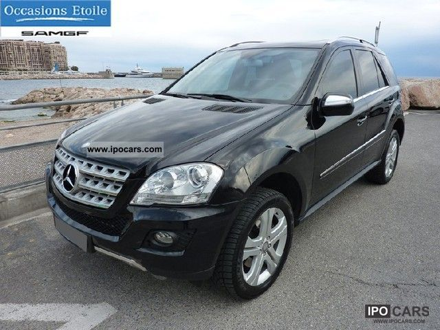 2009 mercedes benz ml 350 cdi sport pack car photo and specs. Black Bedroom Furniture Sets. Home Design Ideas