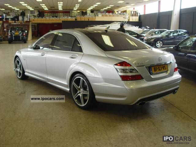 2005 mercedes benz s 600 l amg uitvoering car photo and for Mercedes benz 600 amg