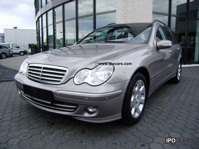 2007 Mercedes-Benz  C 200 CDI Elegance / auto Estate Car Used vehicle photo