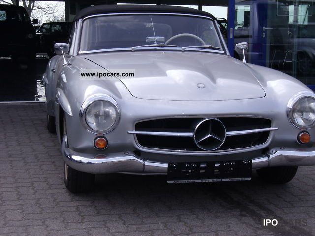 Mercedes-Benz  190 SL 1962 Vintage, Classic and Old Cars photo