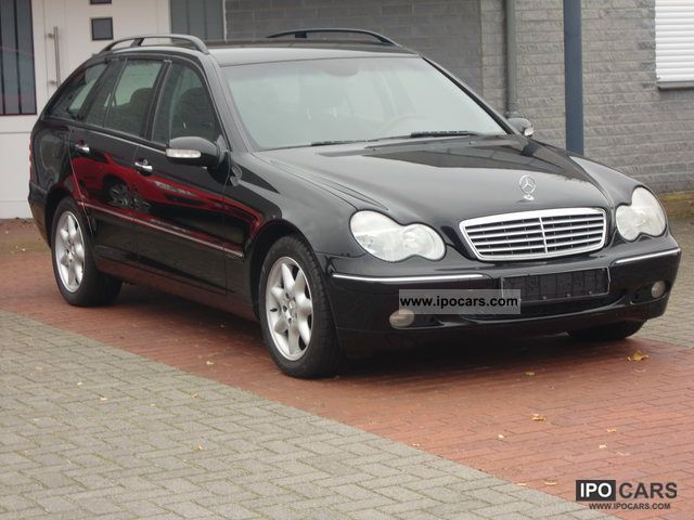 2004 mercedes benz c 270 cdi elegance elegance navi car photo and specs. Black Bedroom Furniture Sets. Home Design Ideas