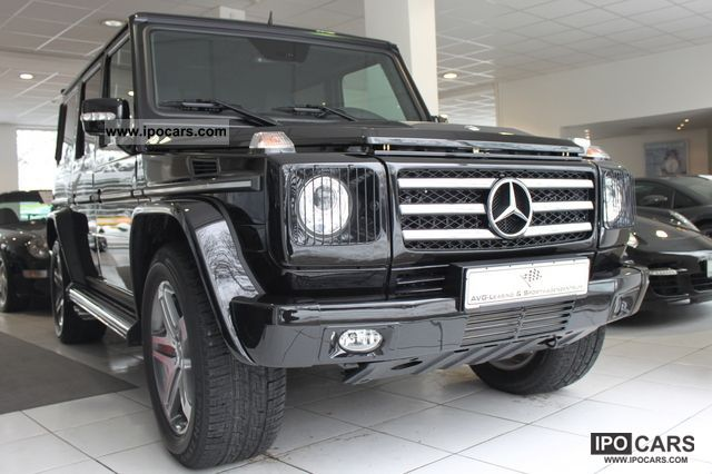 2011 Mercedes-Benz  G 55 AMG 2012 LONG NEW HEATER / AIR SEAT / TV Off-road Vehicle/Pickup Truck New vehicle photo