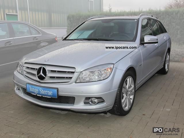 2009 mercedes benz c 220 t cdi avantgarde automatic sitzhzg navigation car photo and specs. Black Bedroom Furniture Sets. Home Design Ideas