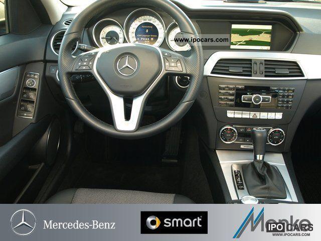 2011 Mercedes Benz C 220 Cdi Avantgarde Mod 7gg Autom