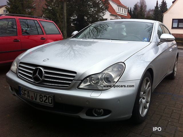 2009 mercedes benz cls 320 cdi 7g tronic car photo and specs. Black Bedroom Furniture Sets. Home Design Ideas