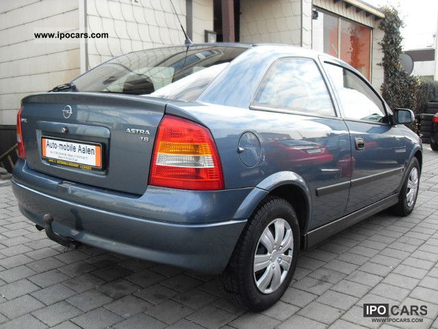 1999 opel sportive astra 1 6 air conditioning euro 3 whb car photo and specs. Black Bedroom Furniture Sets. Home Design Ideas