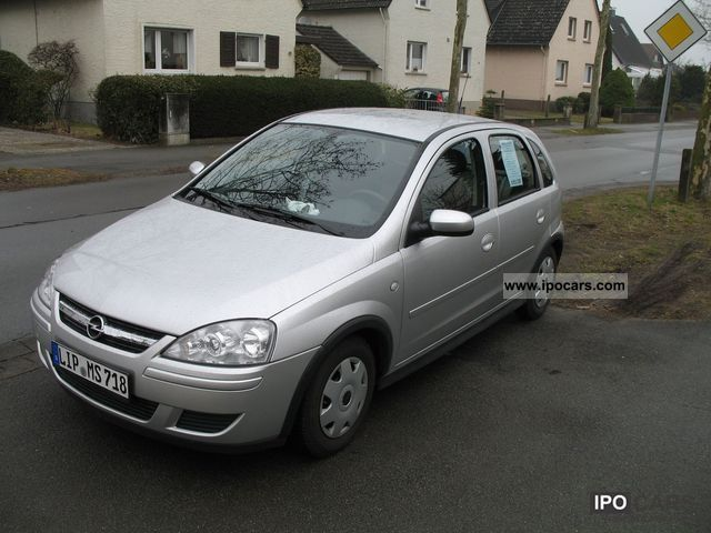 2006 opel corsa 1 0 twinport related infomation specifications weili automotive network. Black Bedroom Furniture Sets. Home Design Ideas