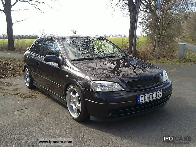 2000 opel astra 1 6 16v sport car photo and specs. Black Bedroom Furniture Sets. Home Design Ideas