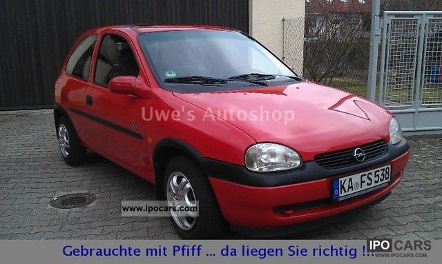 1999 opel corsa 12v edition 100 top equipment car photo and specs. Black Bedroom Furniture Sets. Home Design Ideas