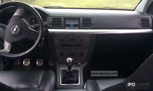 Vectra 2002 Interior 2002 Opel Vectra Gts 3.2