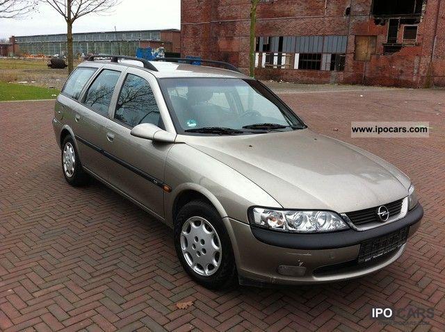 1997 Opel  Caravan Vectra 1.8 CD Estate Car Used vehicle photo