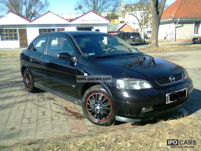 2003 opel astra ii car photo and specs. Black Bedroom Furniture Sets. Home Design Ideas