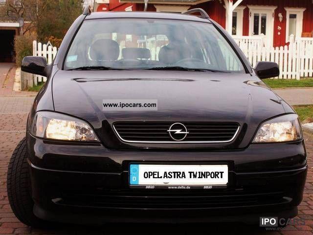 2004 opel astra 1 6 caravan njoy car photo and specs. Black Bedroom Furniture Sets. Home Design Ideas