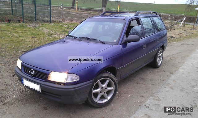 1995 opel astra car photo and specs. Black Bedroom Furniture Sets. Home Design Ideas