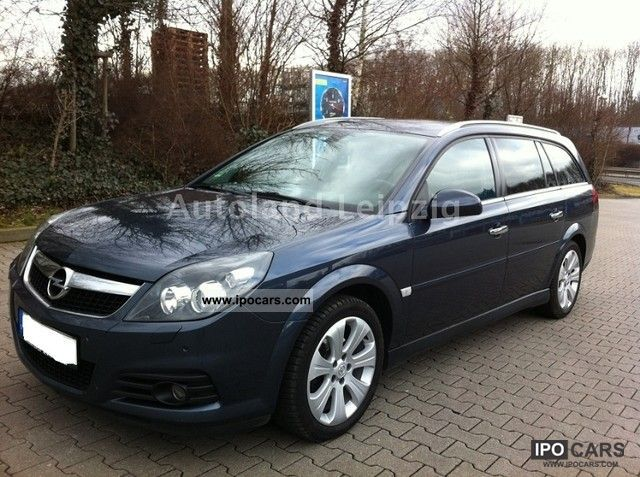 2008 Opel  Caravan Vectra 2.2 Automatic. Business.Executive Estate Car Used vehicle photo
