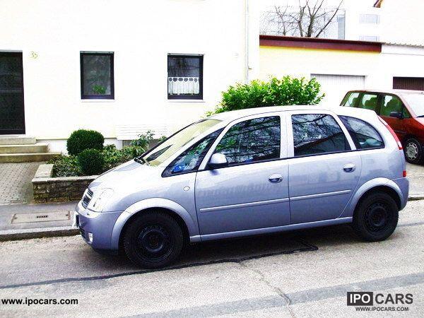 2005 Opel  Meriva 1.6 16V Van / Minibus Used vehicle photo