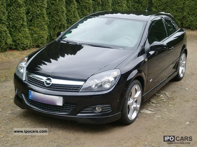 2007 opel astra gtc 1 9 cdti dpf opc sports package 1 hand car photo and specs. Black Bedroom Furniture Sets. Home Design Ideas