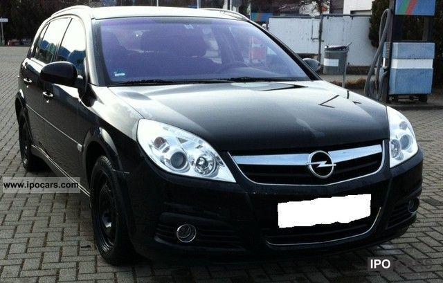 2006 Opel Signum 22 Direckt First Hand Car Photo And Specs