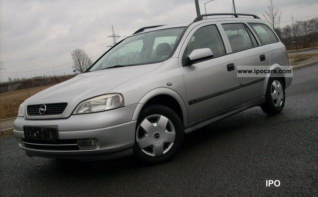 1999 opel astra caravan 1 6 16v edition 100 car photo and specs. Black Bedroom Furniture Sets. Home Design Ideas