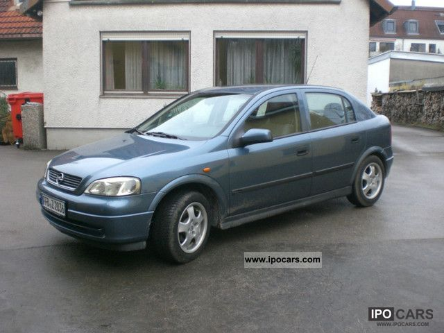 1998 opel astra 1 6 elegance car photo and specs. Black Bedroom Furniture Sets. Home Design Ideas