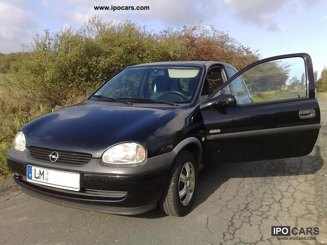 2000 opel corsa 12v edition 2000 car photo and specs. Black Bedroom Furniture Sets. Home Design Ideas