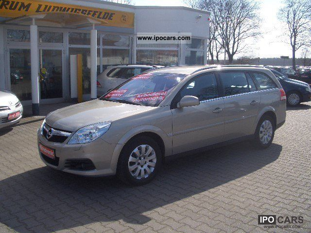 2007 Opel  Vectra 1.9 CDTI AUTO / AIR / XENON Estate Car Used vehicle photo