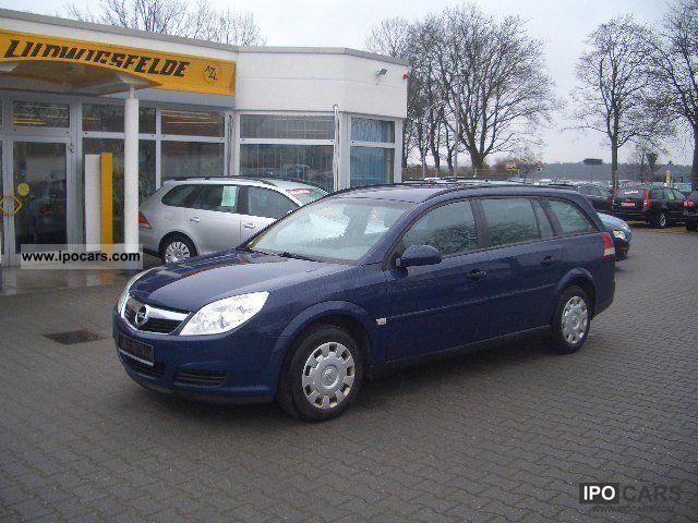 2008 Opel  Vectra DTI / AIR / APC Estate Car Used vehicle photo