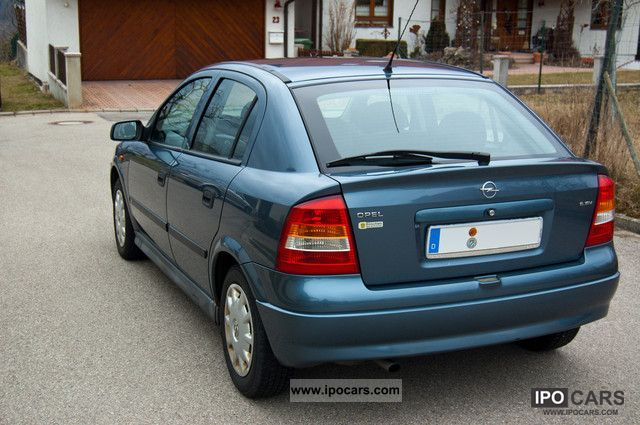 1998 opel astra 1 6 16v elegance car photo and specs. Black Bedroom Furniture Sets. Home Design Ideas