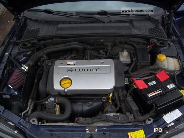 1999 opel vectra b 1.6 - car photo and specs